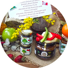 Image of Preserves and Chutney