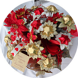 Image of Breda's Chocolate Bouquets
